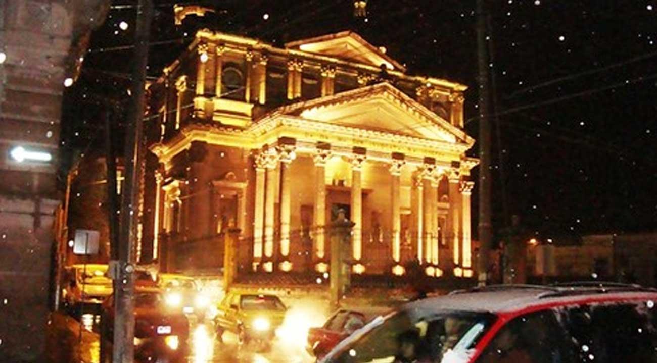 Parroquia San José Iturbide de Noche